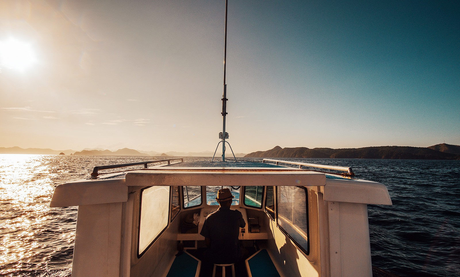 Internet på båden - undgå det primitive liv på havet