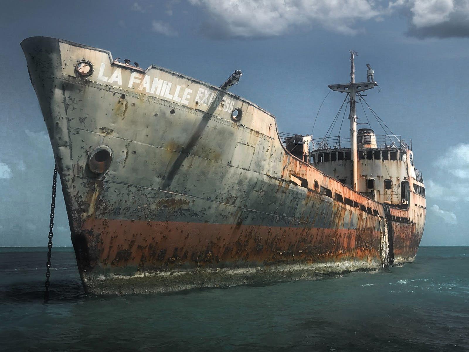 Overtro og myter på havet