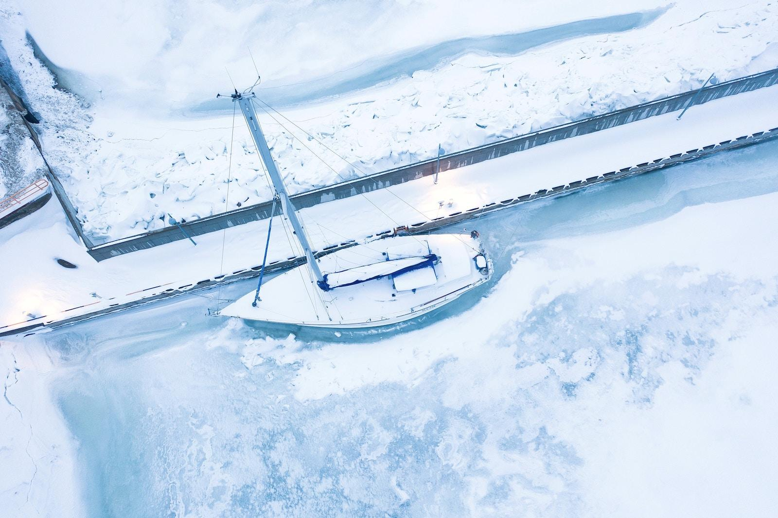 Overlev vinteren: seks måder at blive klar til at sejle