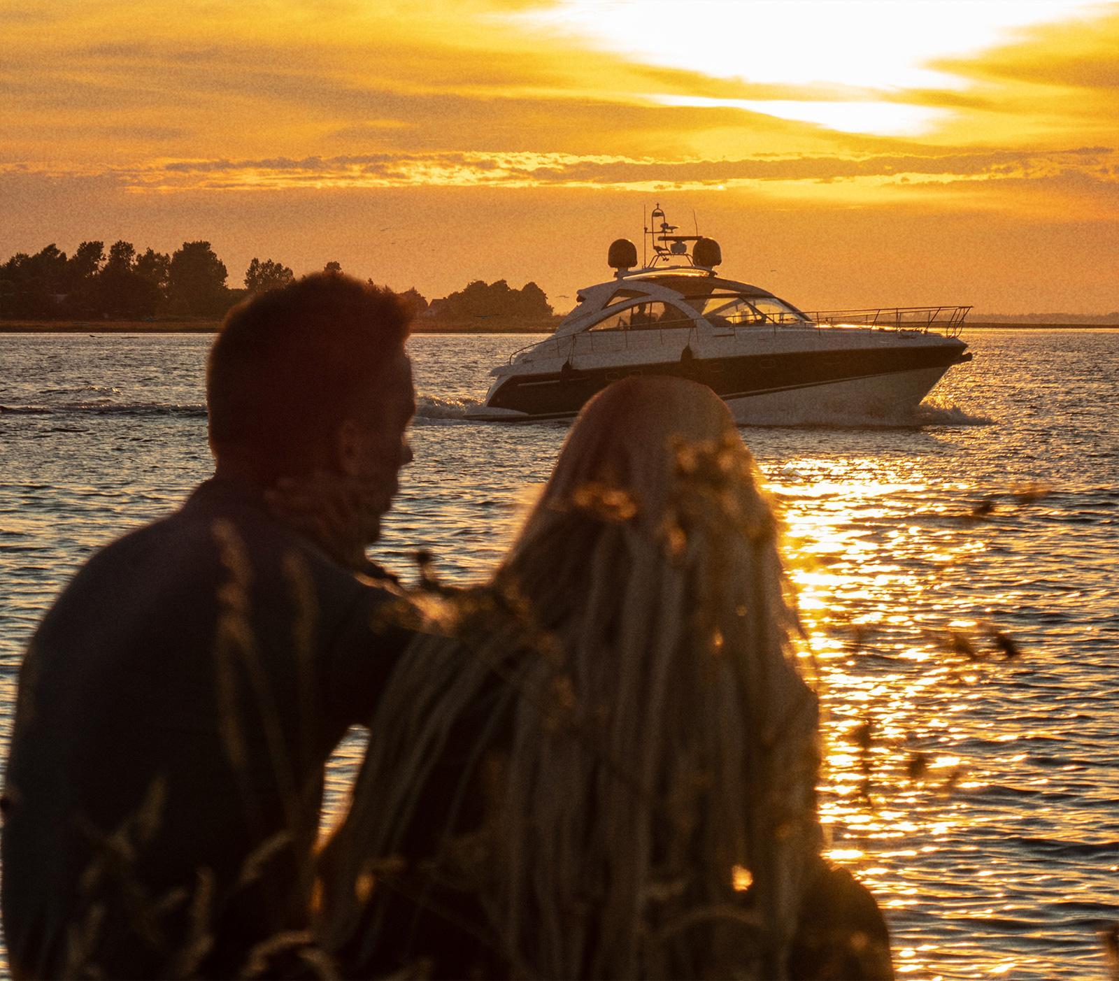 Top 10 gode grunde til hvorfor du skal sejle