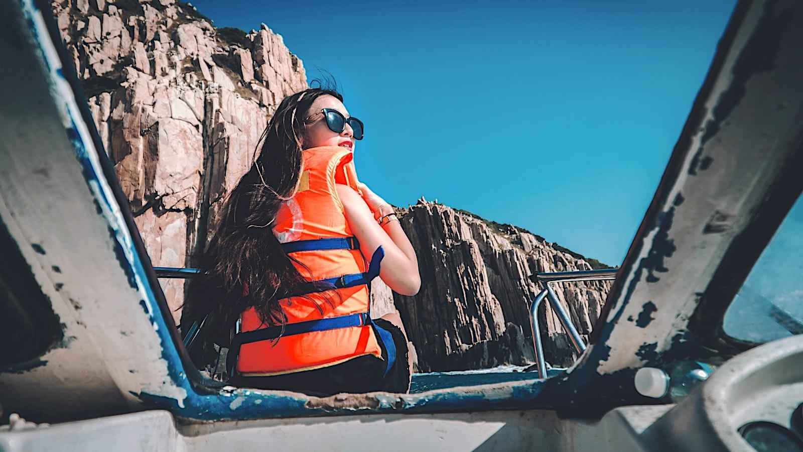 Sikkerhedstjek af båd og bådens udstyr