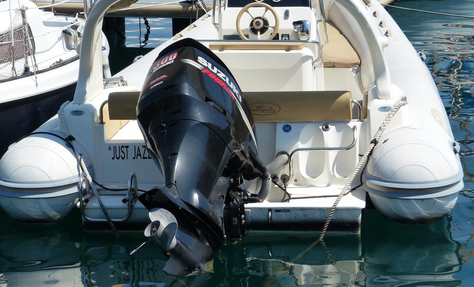 Vedligeholdelse af båd