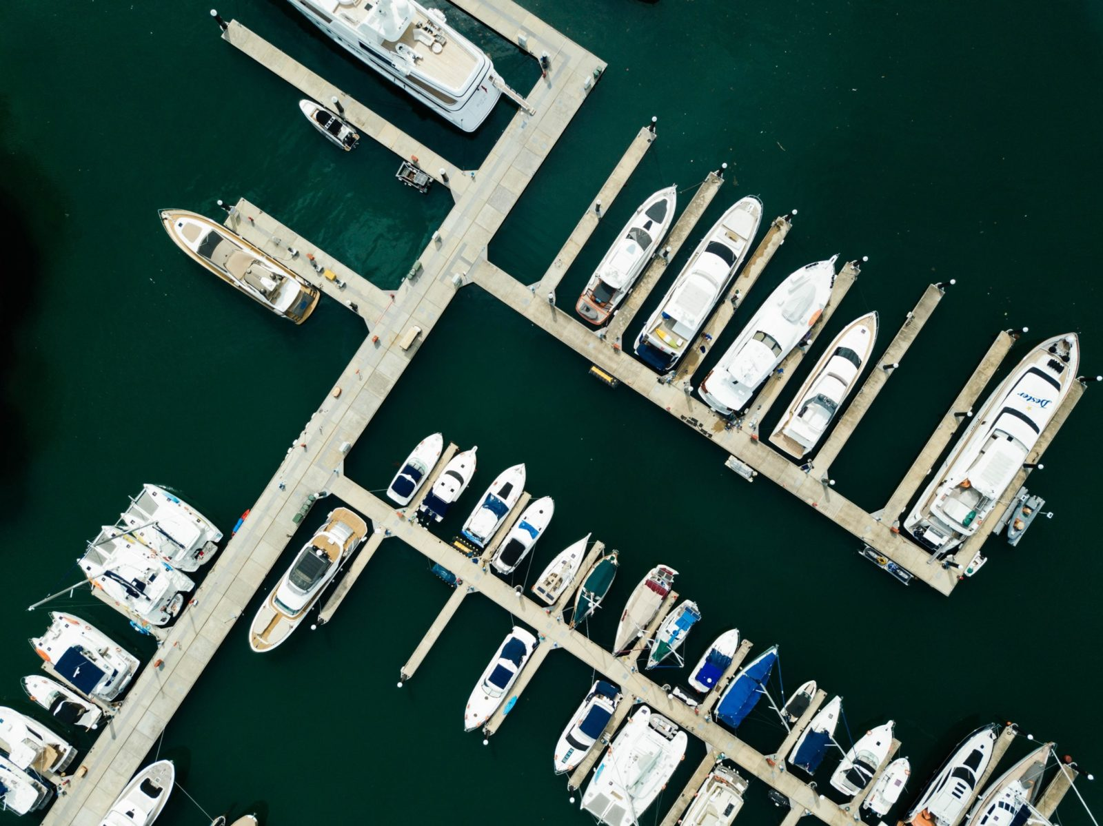 Opbevaring af båd