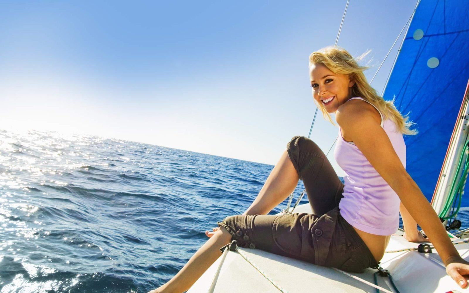 At eje båd skal være let som leg