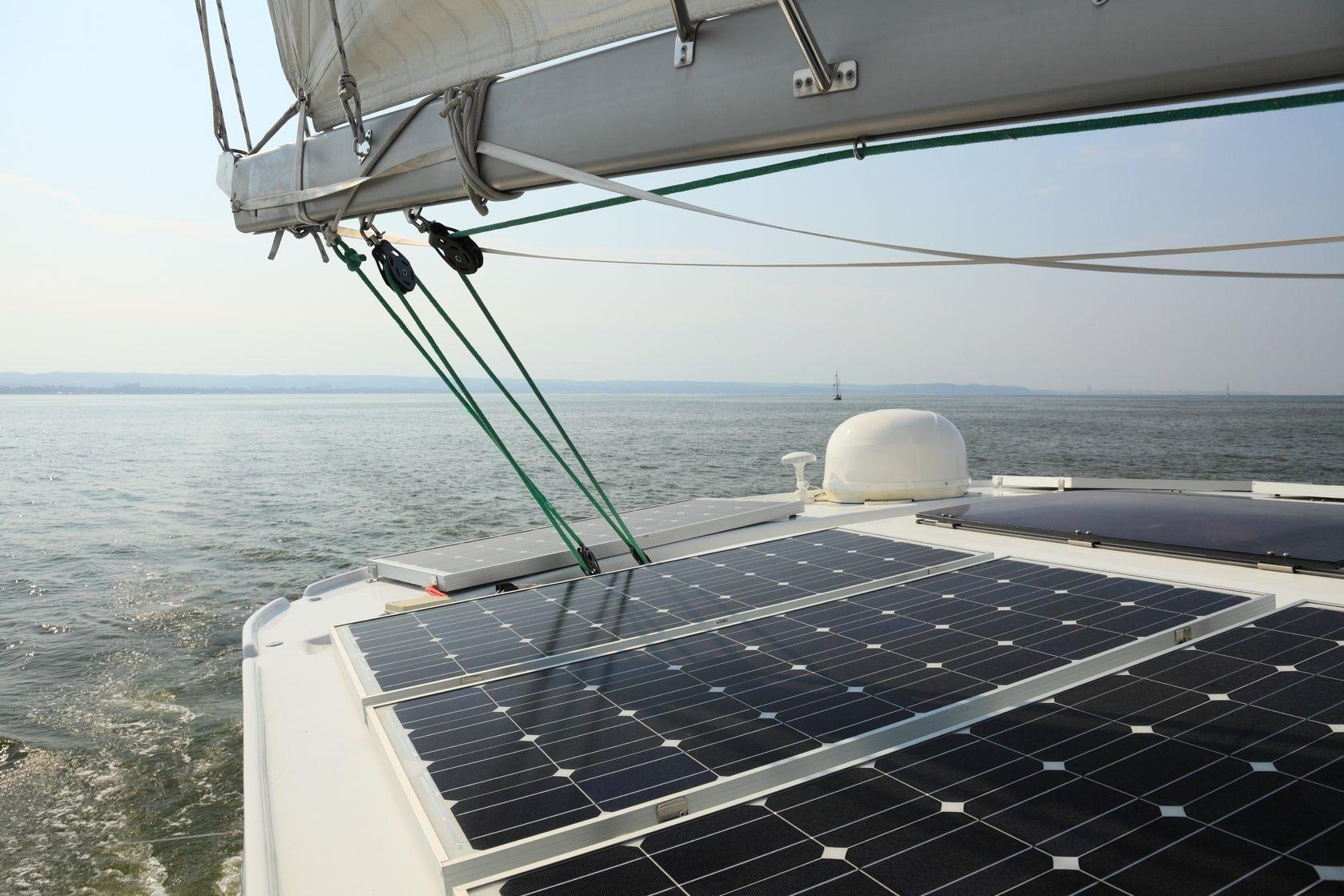 Solpaneler til båd: hvad bør jeg vide?