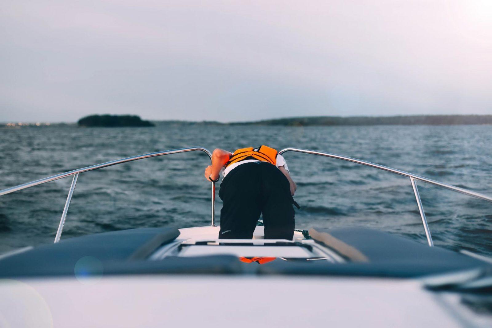 Søsyge, Transportsyge