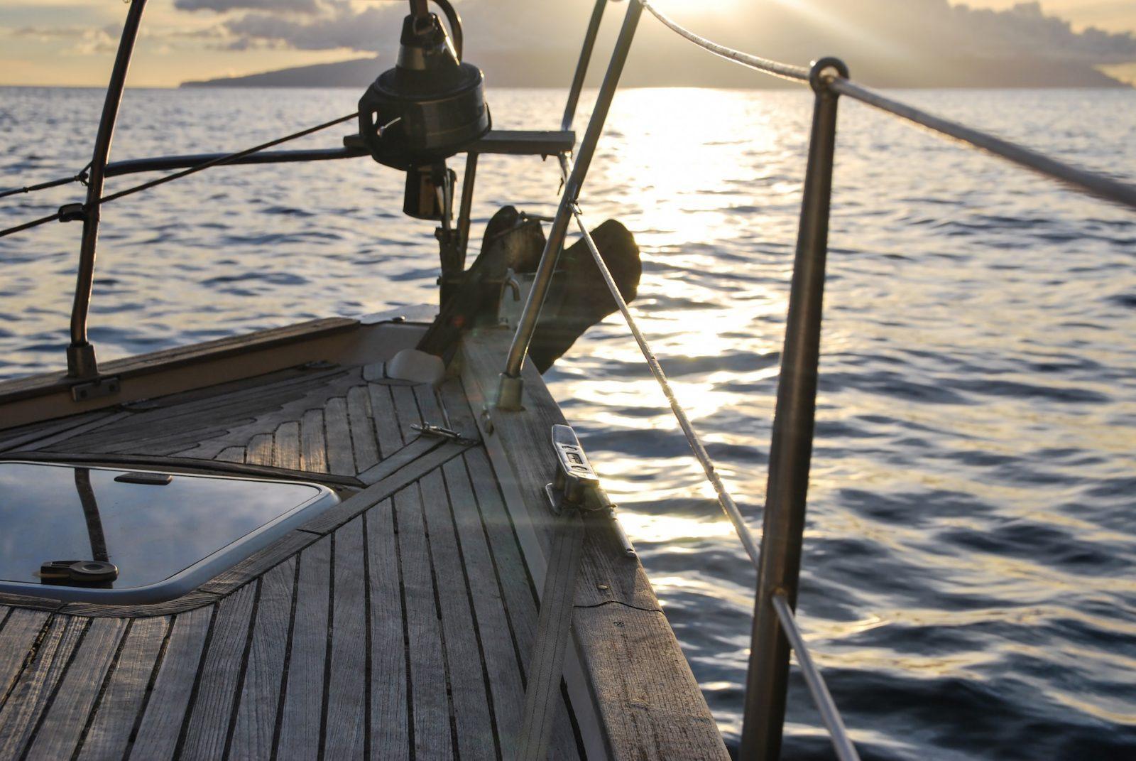 Bådens benævnelser: almindelige ord ombord på sejlbåd