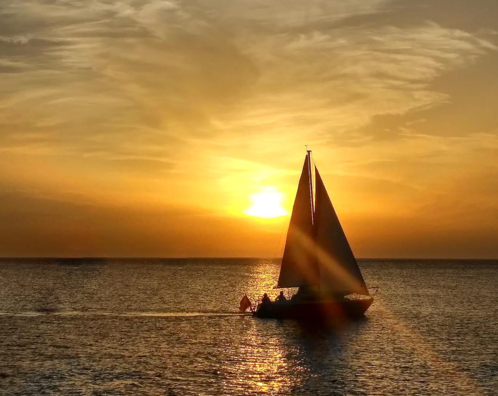 Bo på båden: lev livet lidt mere som et eventyr