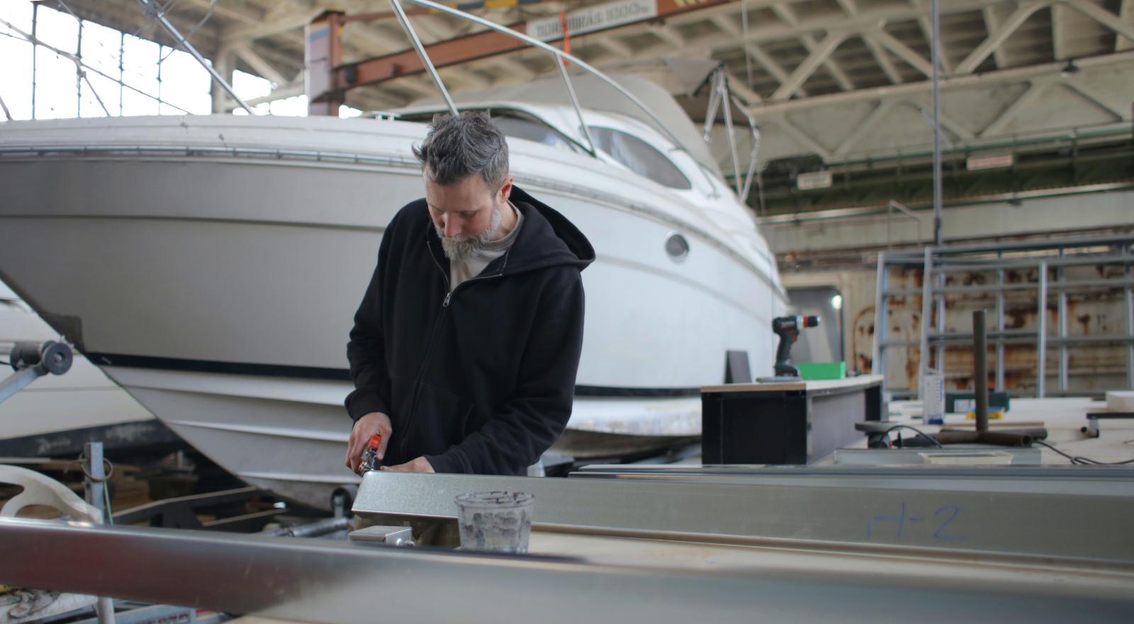 Hvor svært er det at vedligeholde en båd?