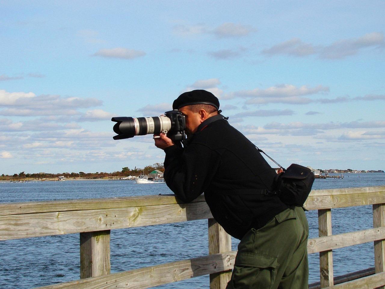 Sådan tager du bedre billeder: Syv tip til at få de gode billeder af din båd